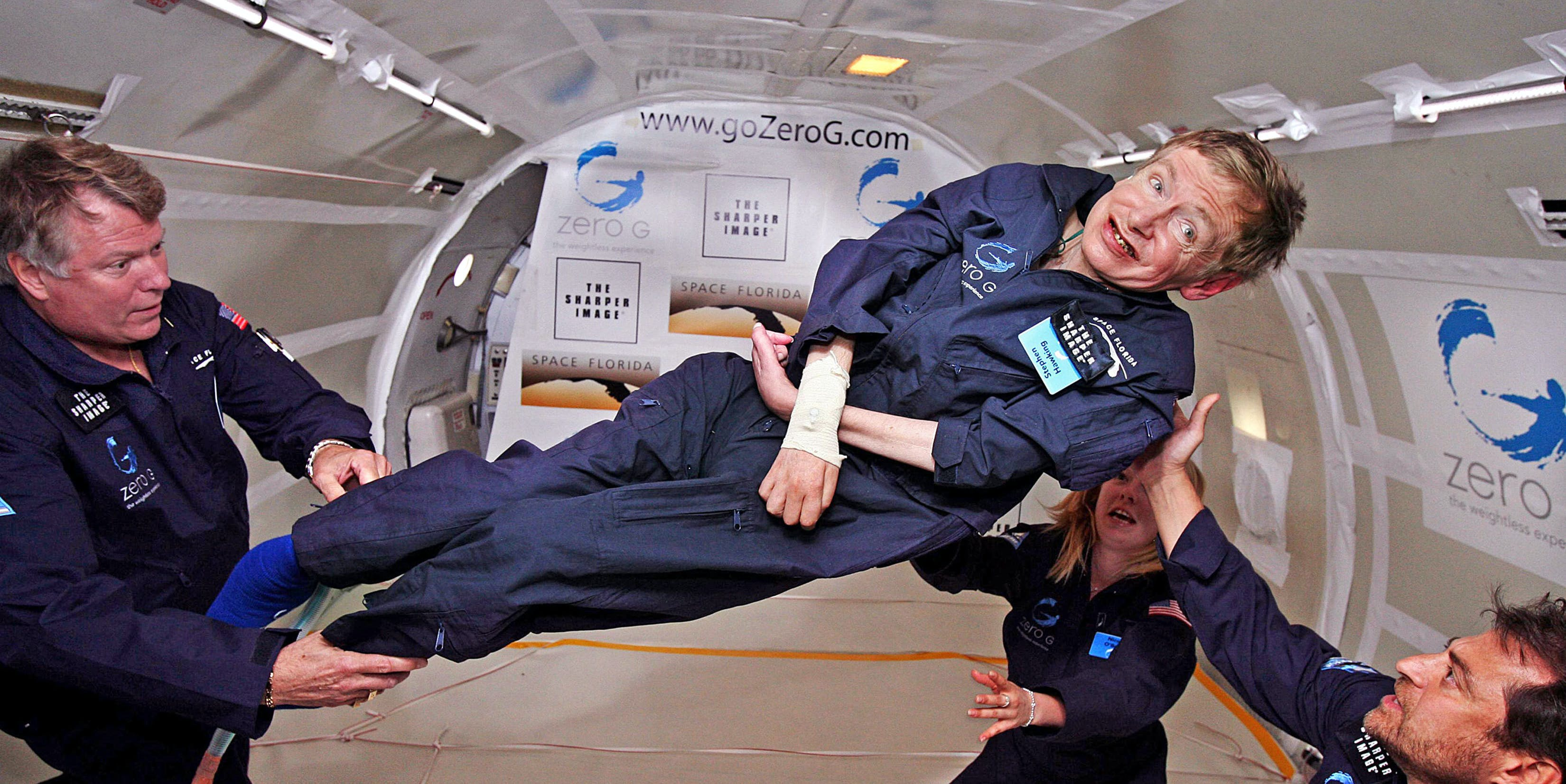 How Is Stephen Hawking So Stinking Wealthy?