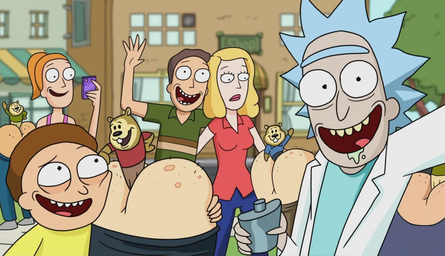 rick and morty season 1 episode 10 free download