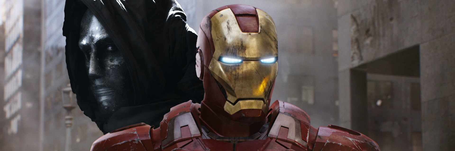 Doctor Doom Iron Man