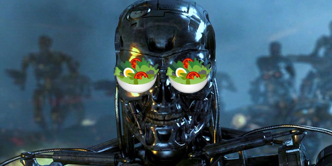 salad eyes terminator