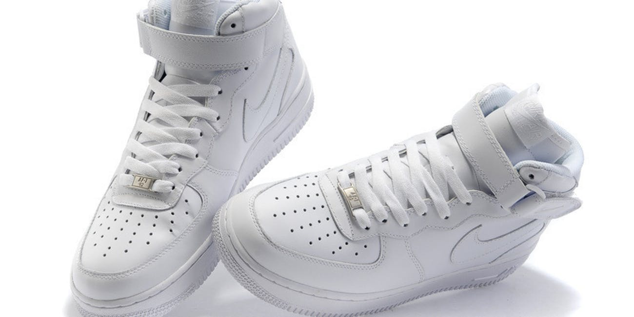 What Exactly Is the 'Air Technology' in Nike's Air Force 1s