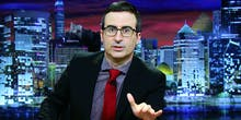 John Oliver's Anti-Trump Message Caused a Huge Donation Spike