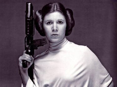 Casting Rumor Might Confirm Princess Leia in 'Rogue One'