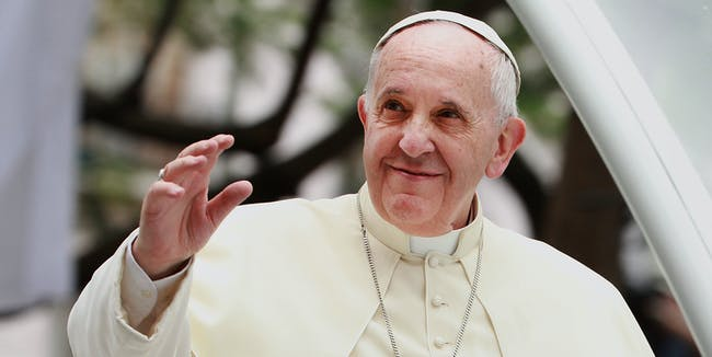 Pope Francis TED Talk