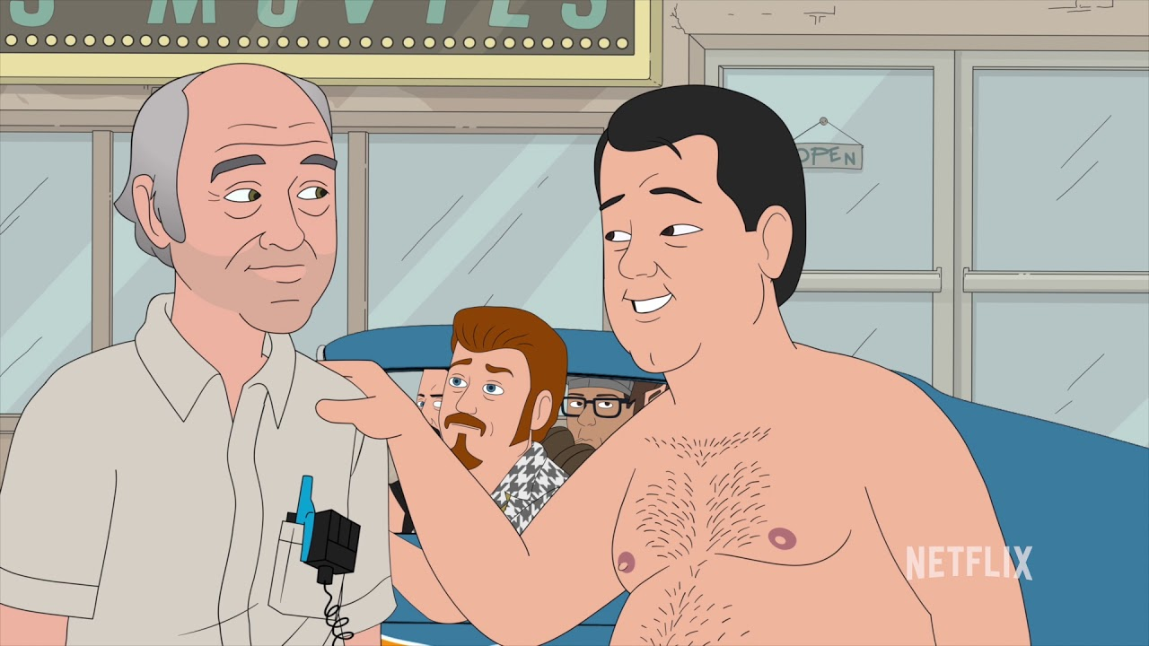 Randy And Mr Lahey Tour 2020 Trailer Park Boys' Season 14 Animated: Netflix Release Date