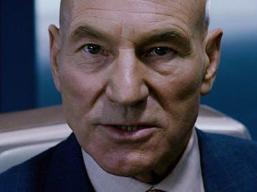 Patrick Stewart Is Game to Play Professor X on 'Legion'