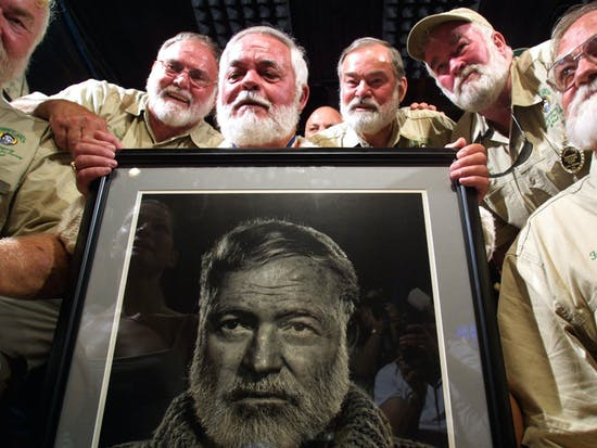 Happy Sweet 116th Birthday, Ernest Hemingway!
