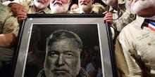 Happy Sweet 116th Birthday, Ernest Hemingway!