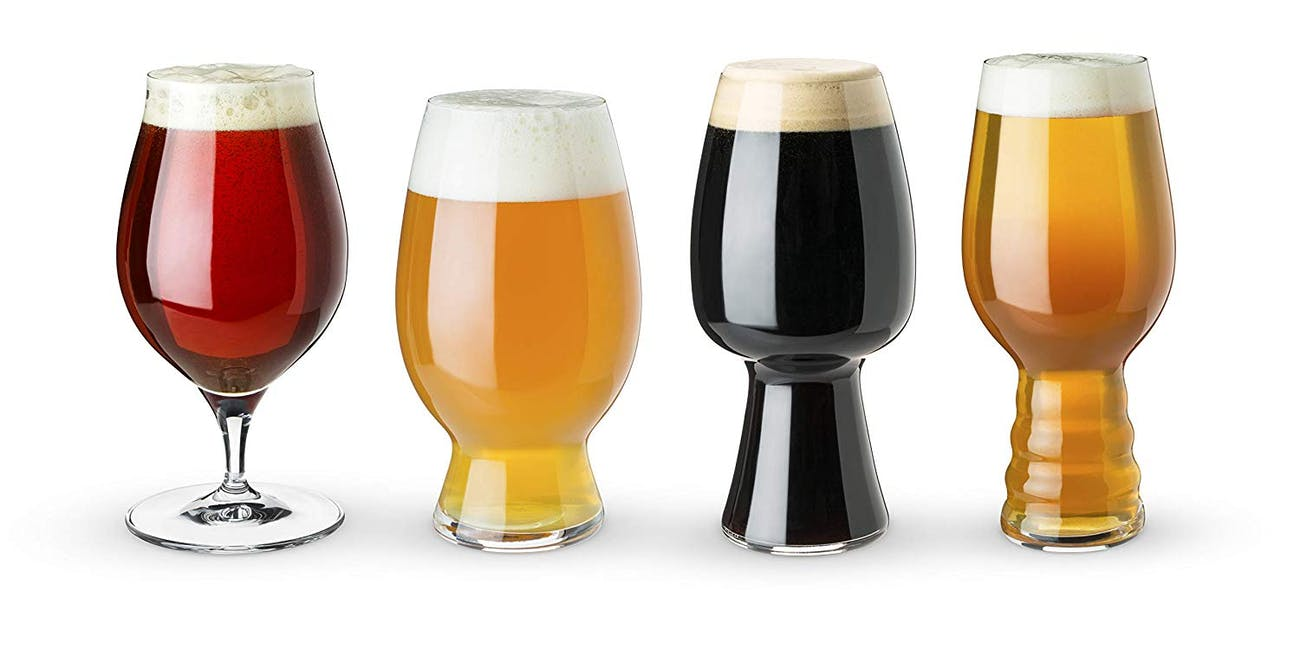 Beer glasses for every type of beer