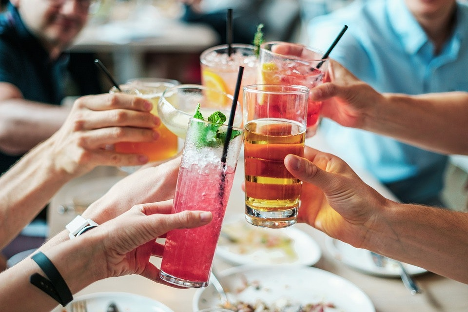 Benefits of consuming alcohol in limits