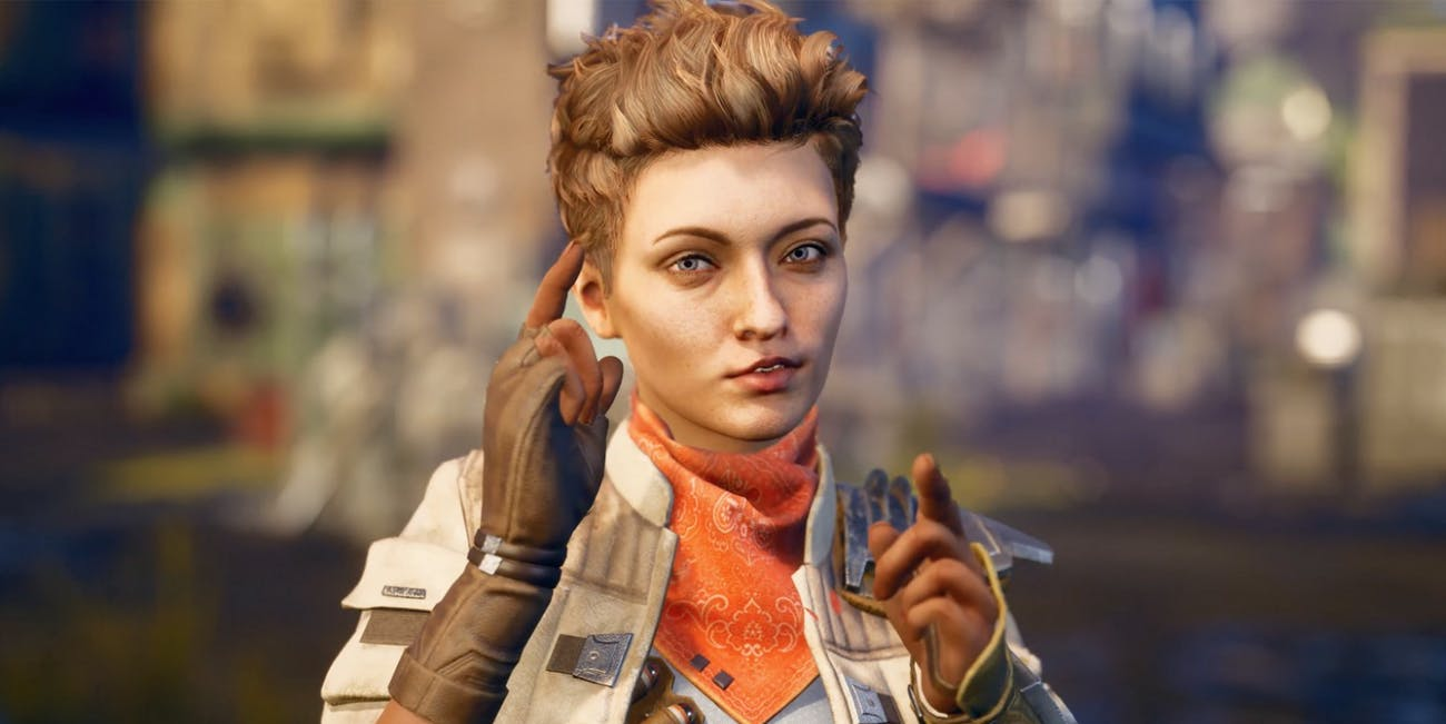 outer worlds companion