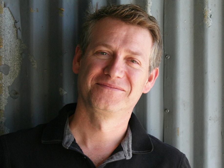 Greg Cohn, founder of Burner.