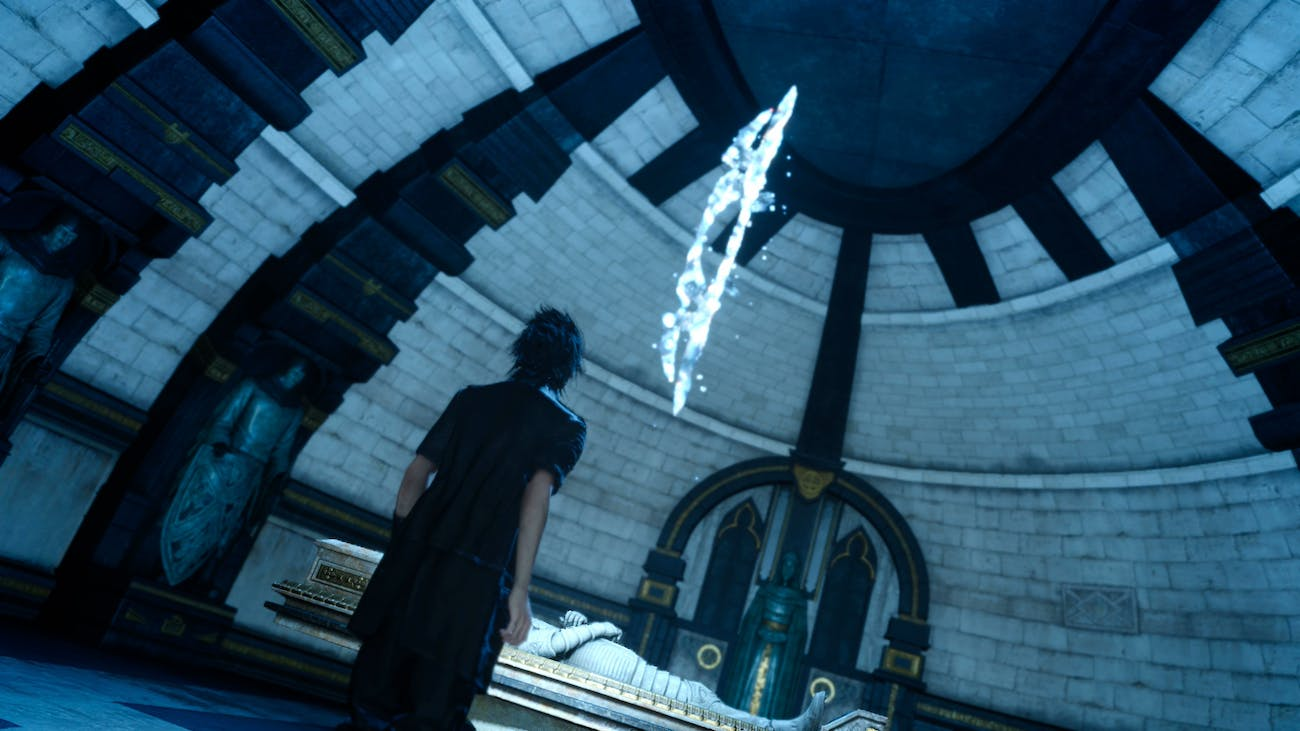 "Final Fantasy XV' Patch Updates Could Introduce ""God Mode"" 
