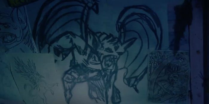 Gargoyle King Riverdale