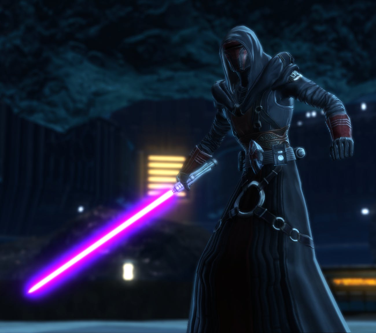 Revan as he appears in 'Star Wars: The Old Republic'.