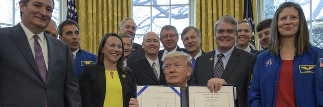 NASA Transition Authorization Act 2017