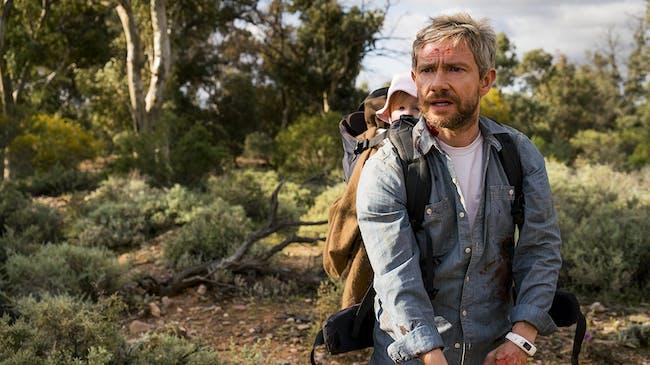 Martin Freeman stars as Andy Rose in 'Cargo'.