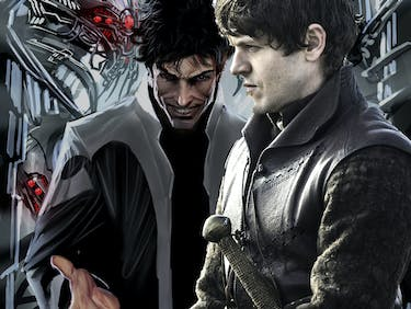 Iwan Rheon's 'Inhumans' Role Brings Ramsay Bolton to Marvel