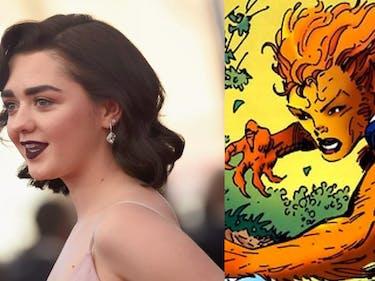 The New Mutants Casting Marvel
