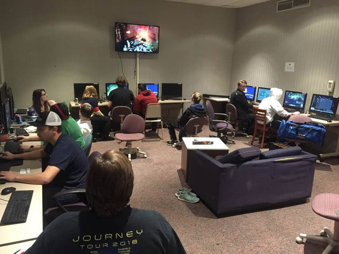 Esports can be a significant investment for universities like Midland.