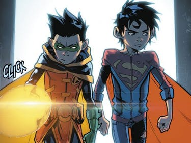 Batman and Superman Are Totally Gonna Ground Their Kids