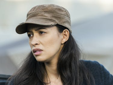 Rosita Is Either Saved or Screwed on 'The Walking Dead'
