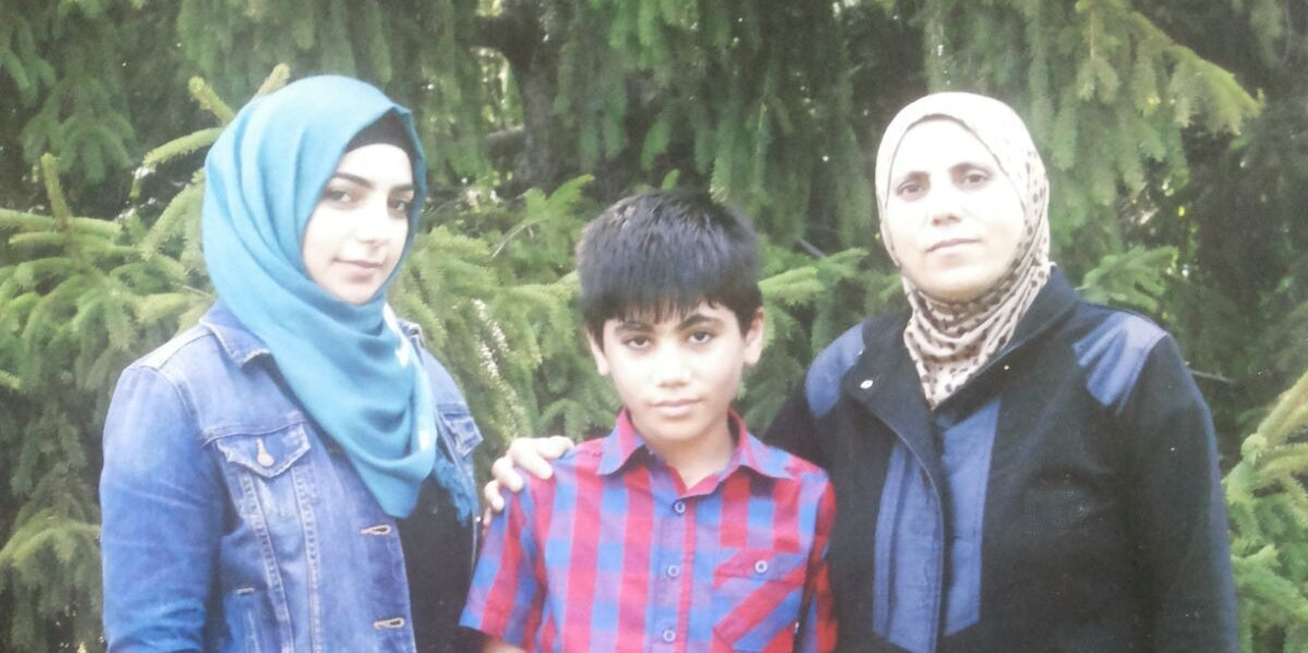 How This Syrian Family Used a Smartphone to Start a New Life