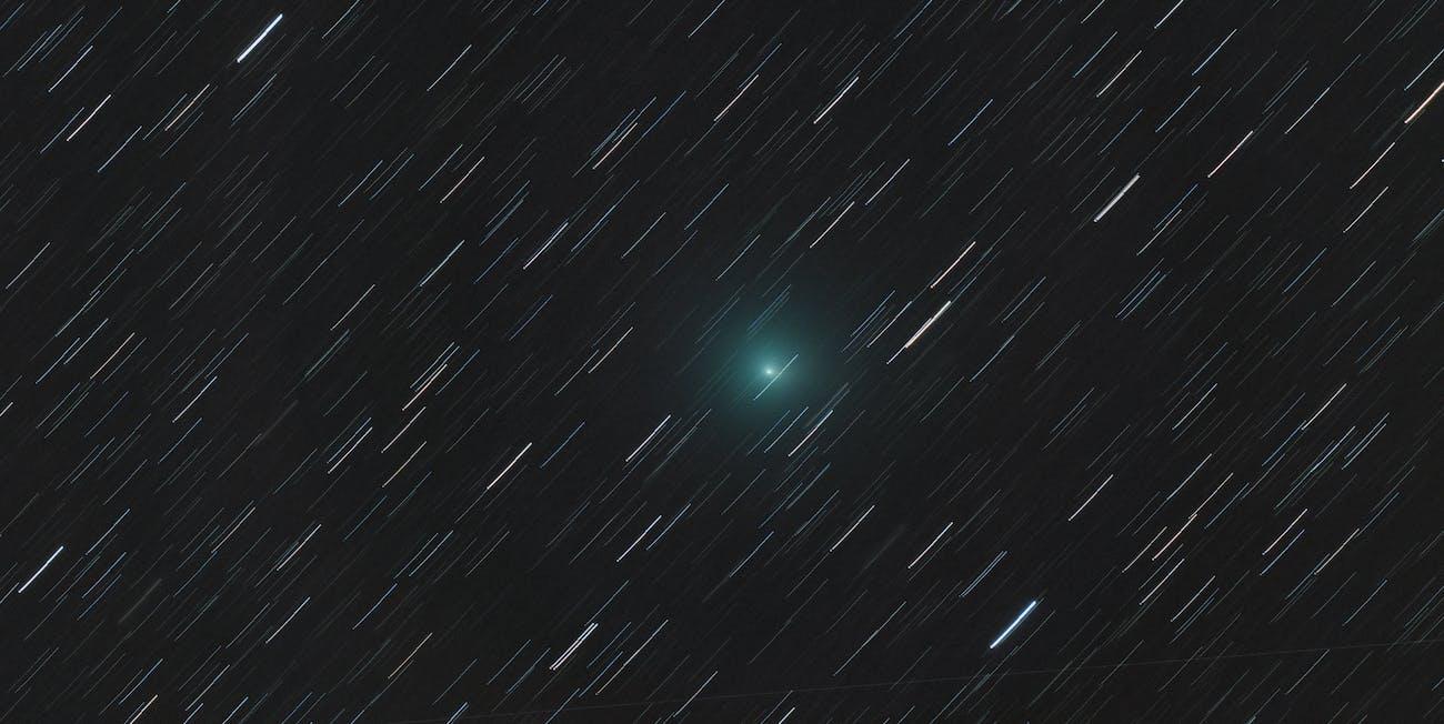 Comet 41P/Tuttle-Giacobini-Kresak