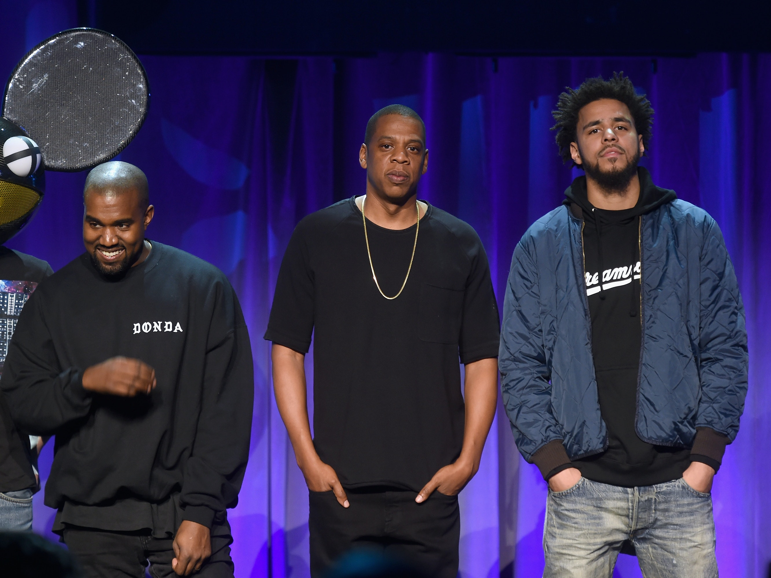 No, Idiots, J. Cole Isn't Dissing Kanye, He's Analyzing