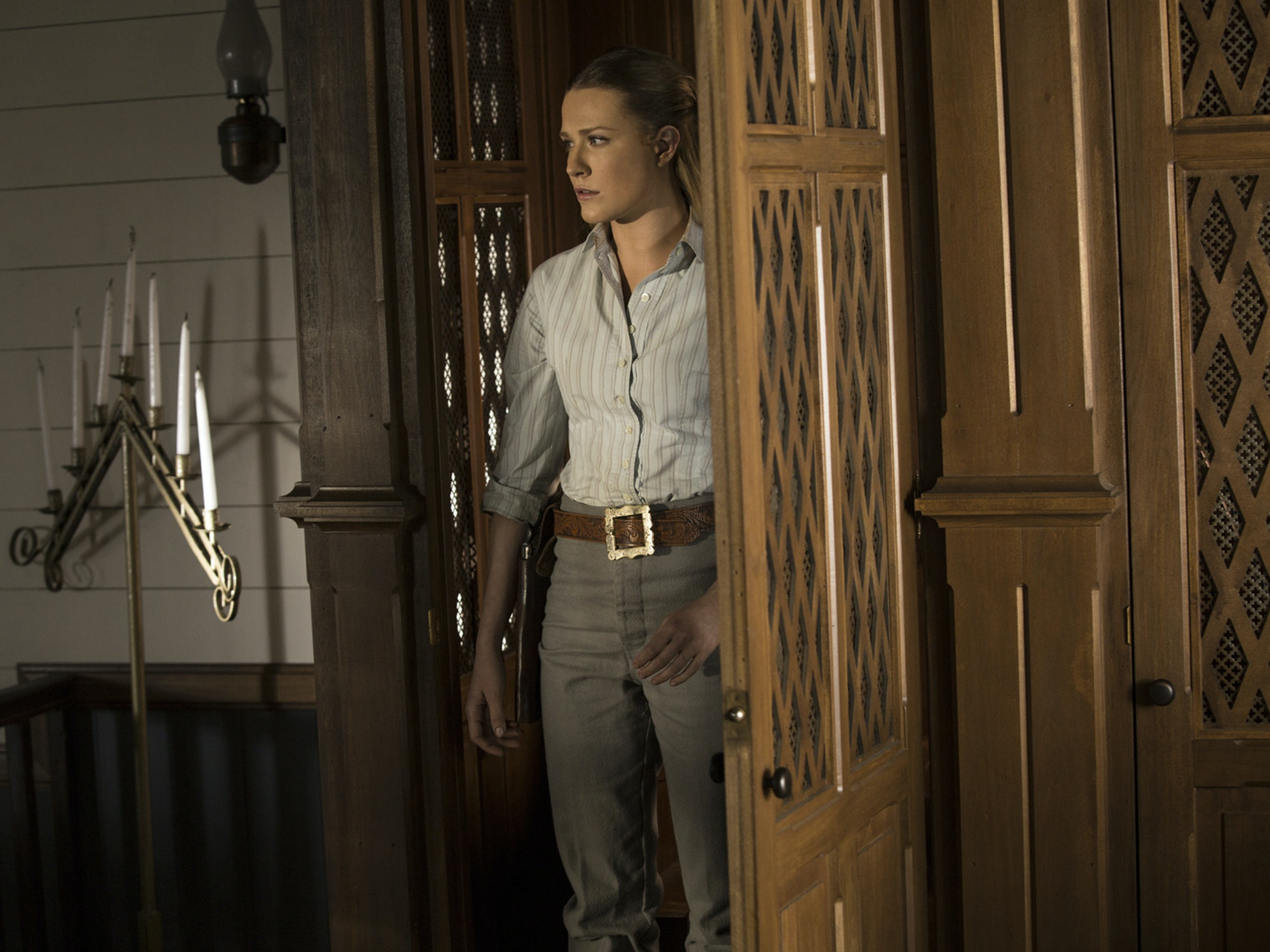 Westworld Presents Dolores as the Original Sinner