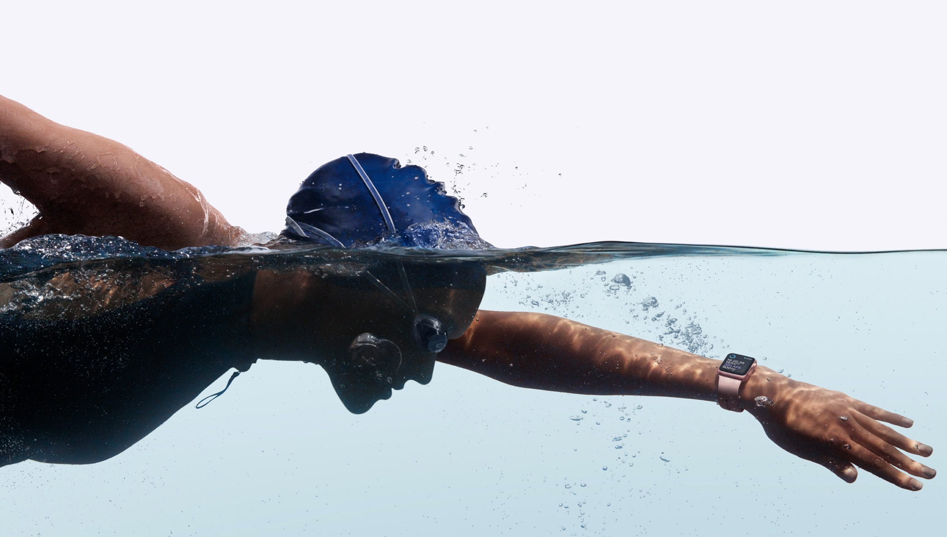 The recently-released Apple Watch 2 can measure heart rates under water.