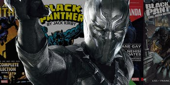 Black Panther Comics