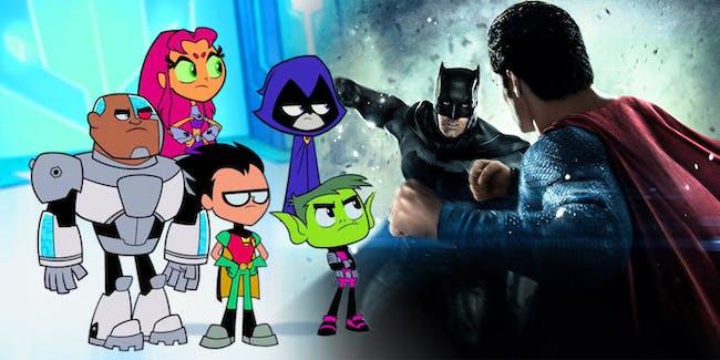 Batman v Superman is such a bad bad movie, y'all