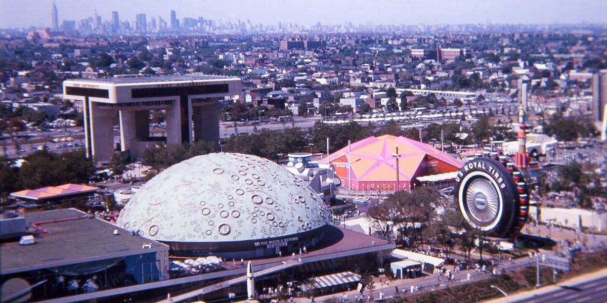Pavillions at NY World's Fair