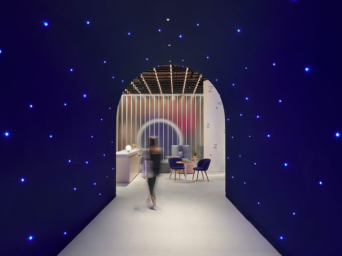 casper dreamery entrance