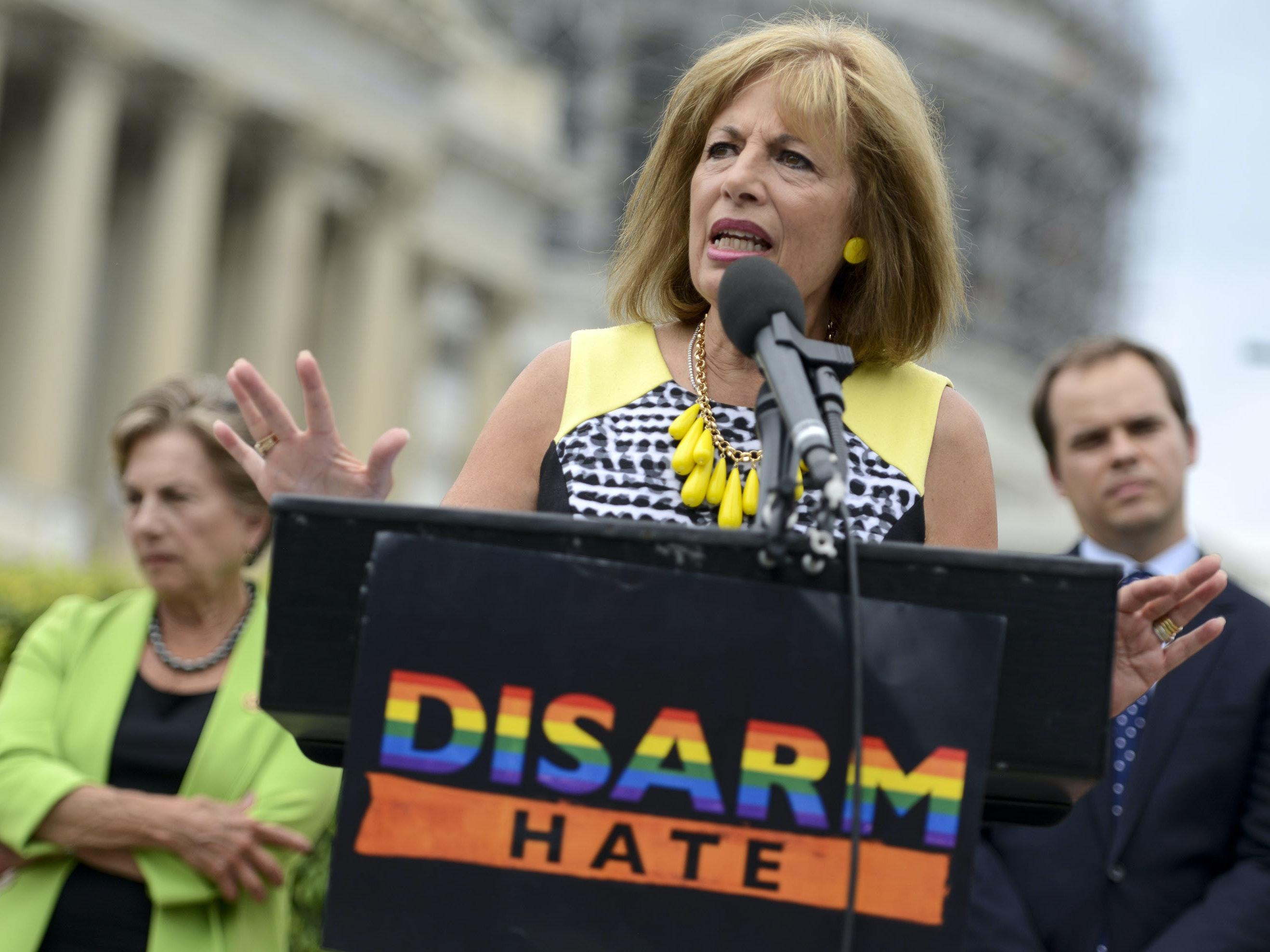Congresswoman Jackie Speier Proposes Ban on Revenge Porn