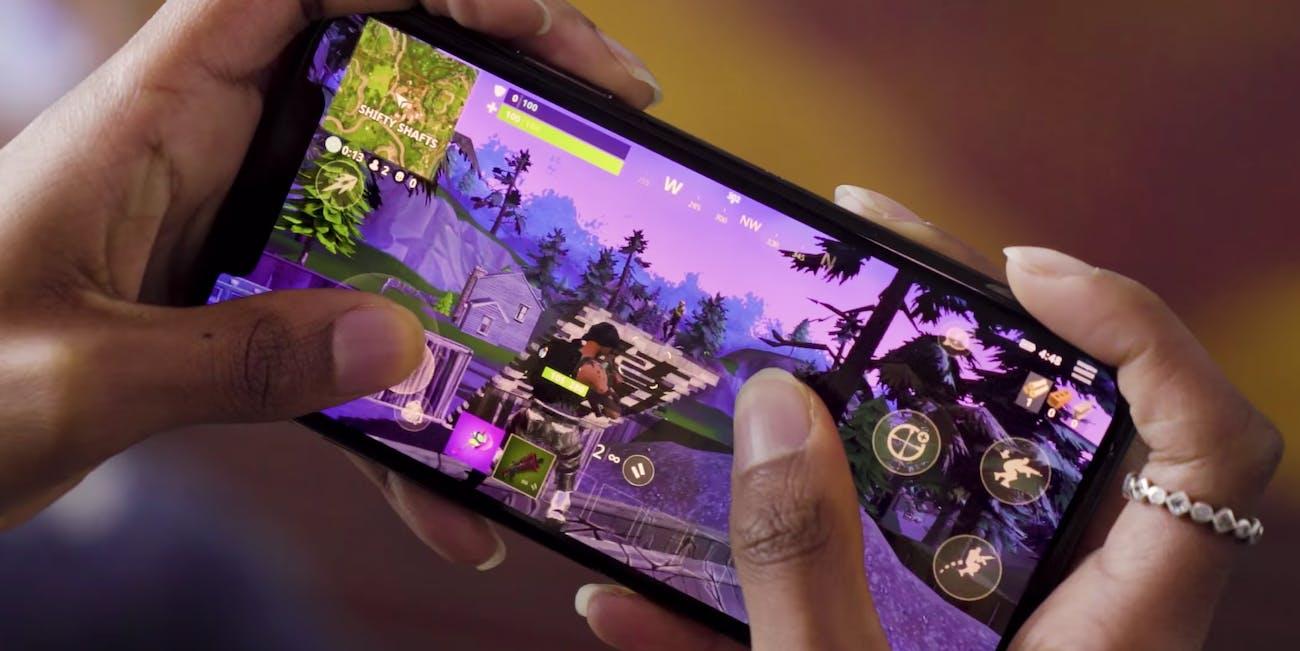 'Fortnite' Mobile