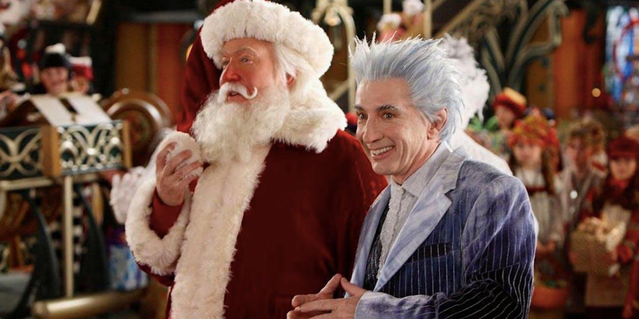 Santa Clause 3' Is the Weirdest Movie on Netflix in December 2017