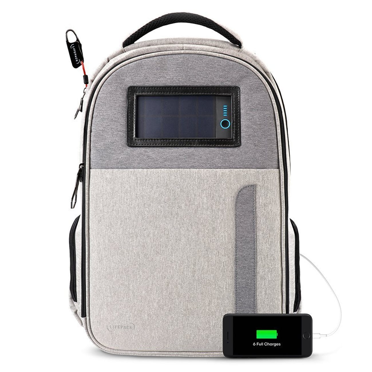 Lifepack Solar-Powered Backpack