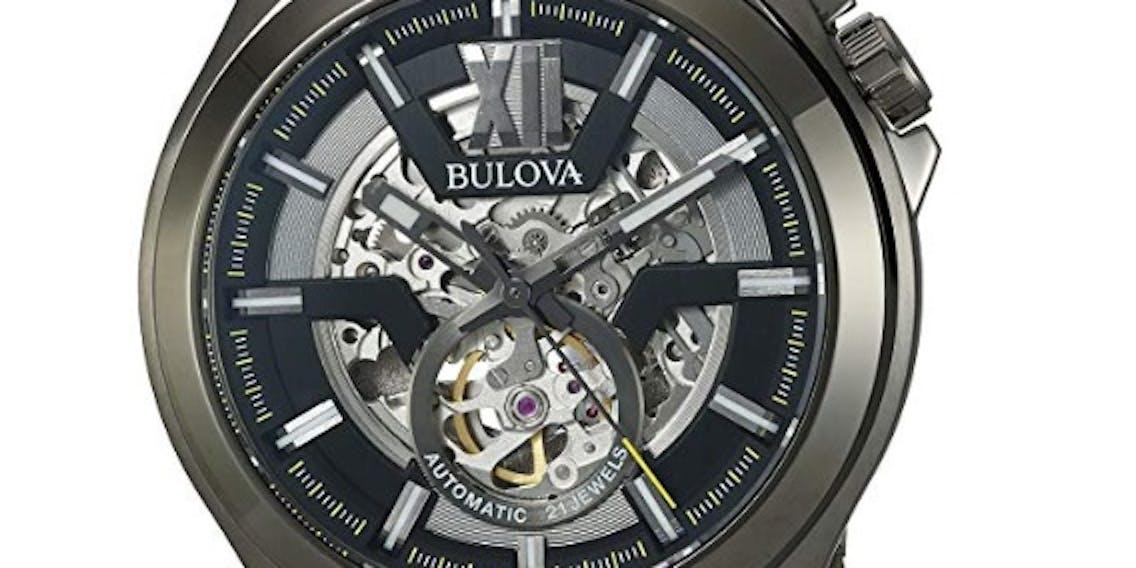 Bulova Men's Automatic - 98A179