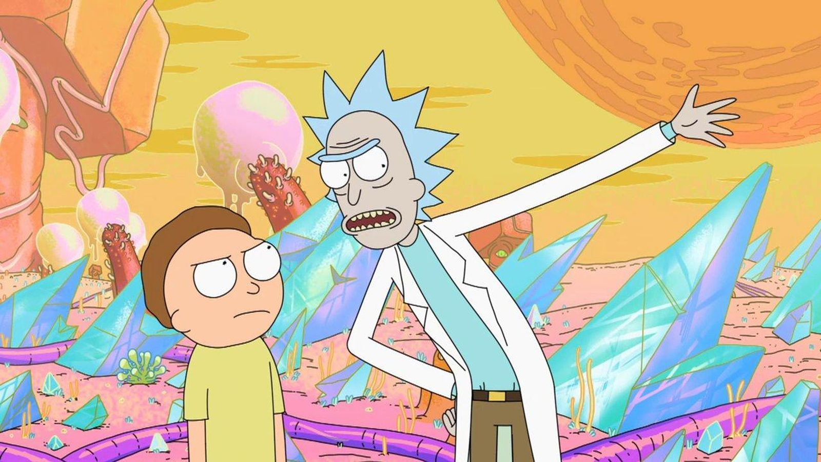 Best Rick And Morty Quotes Ranking Every Episode Of 'rick And Morty' Ever  Inverse