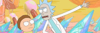 A lot has happened on 'Rick and Morty.'