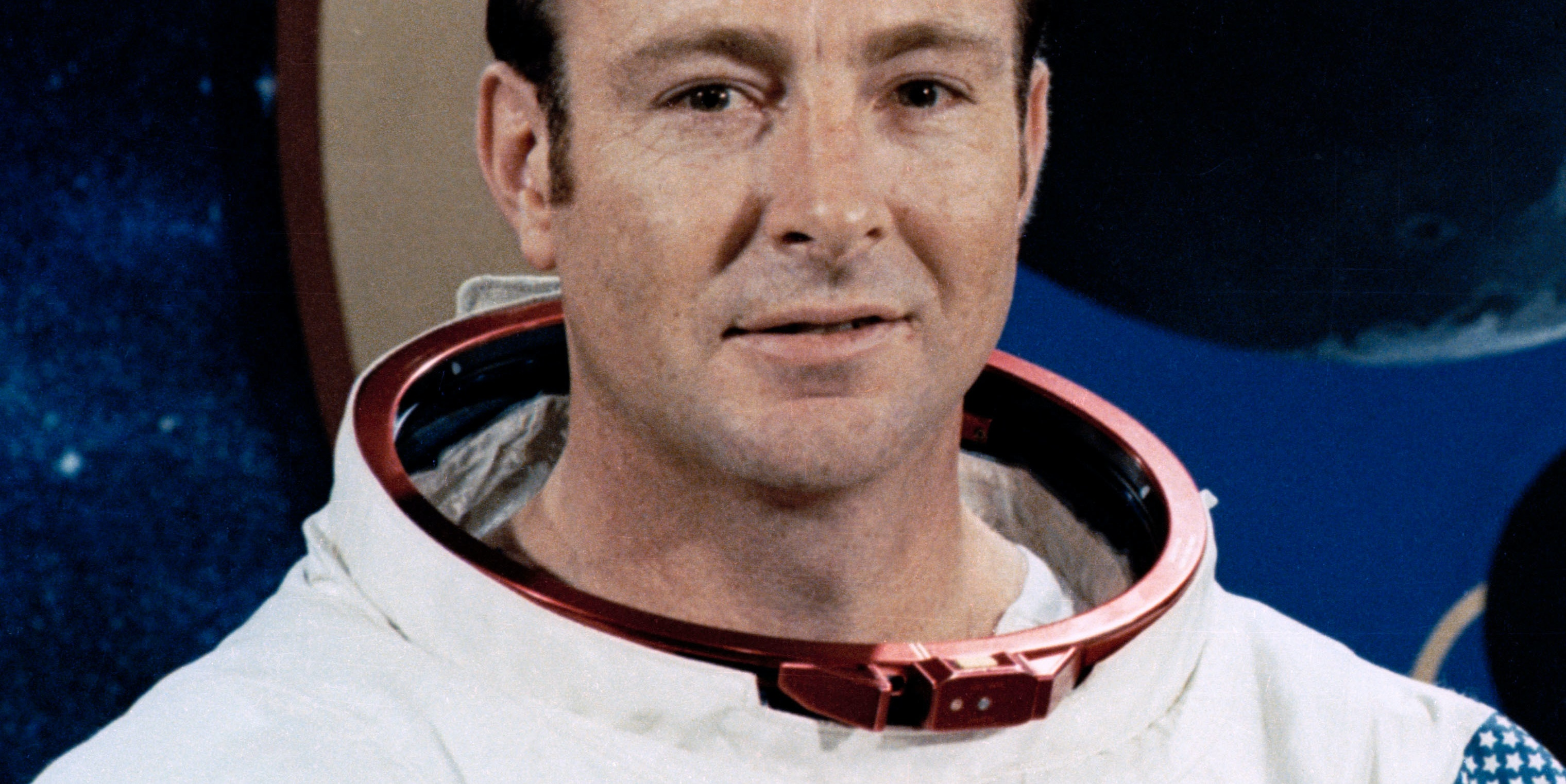 NEW YORK - SEPTEMBER 5:  Astronaut Edgar Mitchell attends the premiere of 'In The Shadow Of The Moon' on September 5, 2007 at the Musuem of Natural History in New York City. (Photo by Steven A. Henry/Getty Images)
