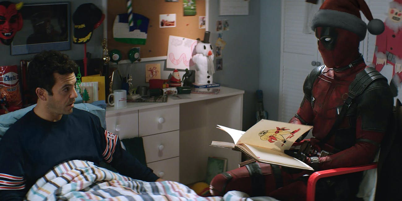 Once Upon a Deadpool Fred Savage