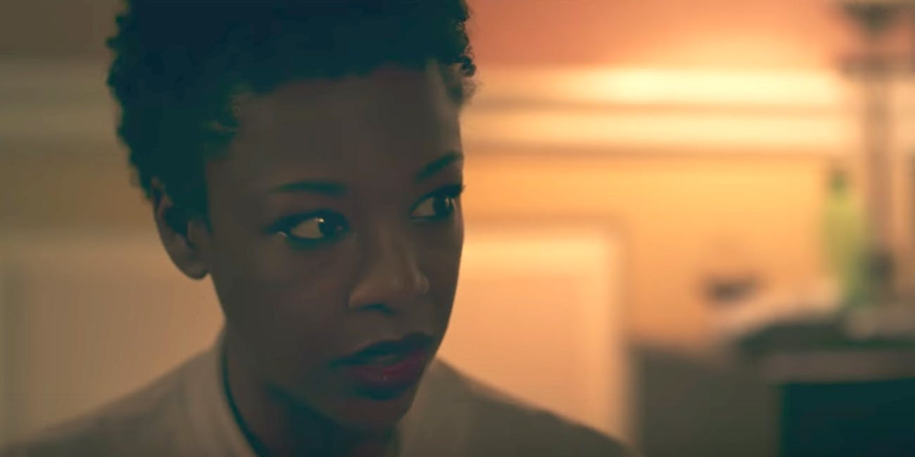 Samira Wiley as Moira in 'The Handmaid's Tale'