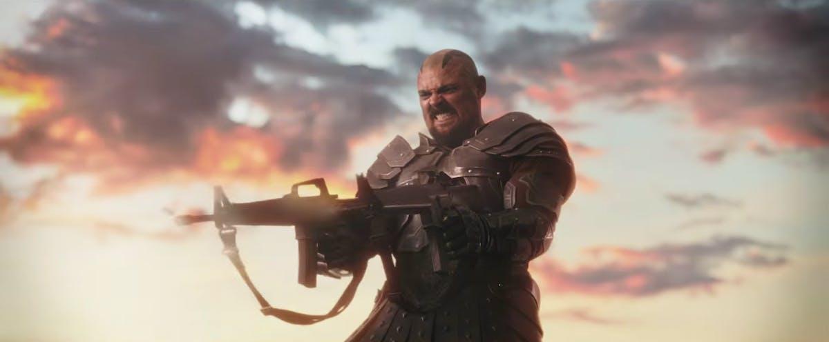 Thor Ragnarok Skurge