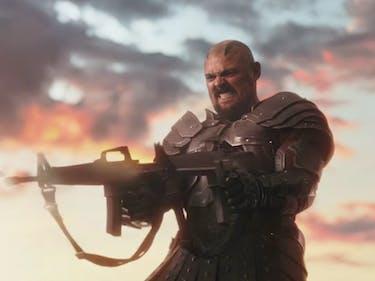 Comics Predict Skurge's Epic Sacrifice in 'Thor: Ragnarok'