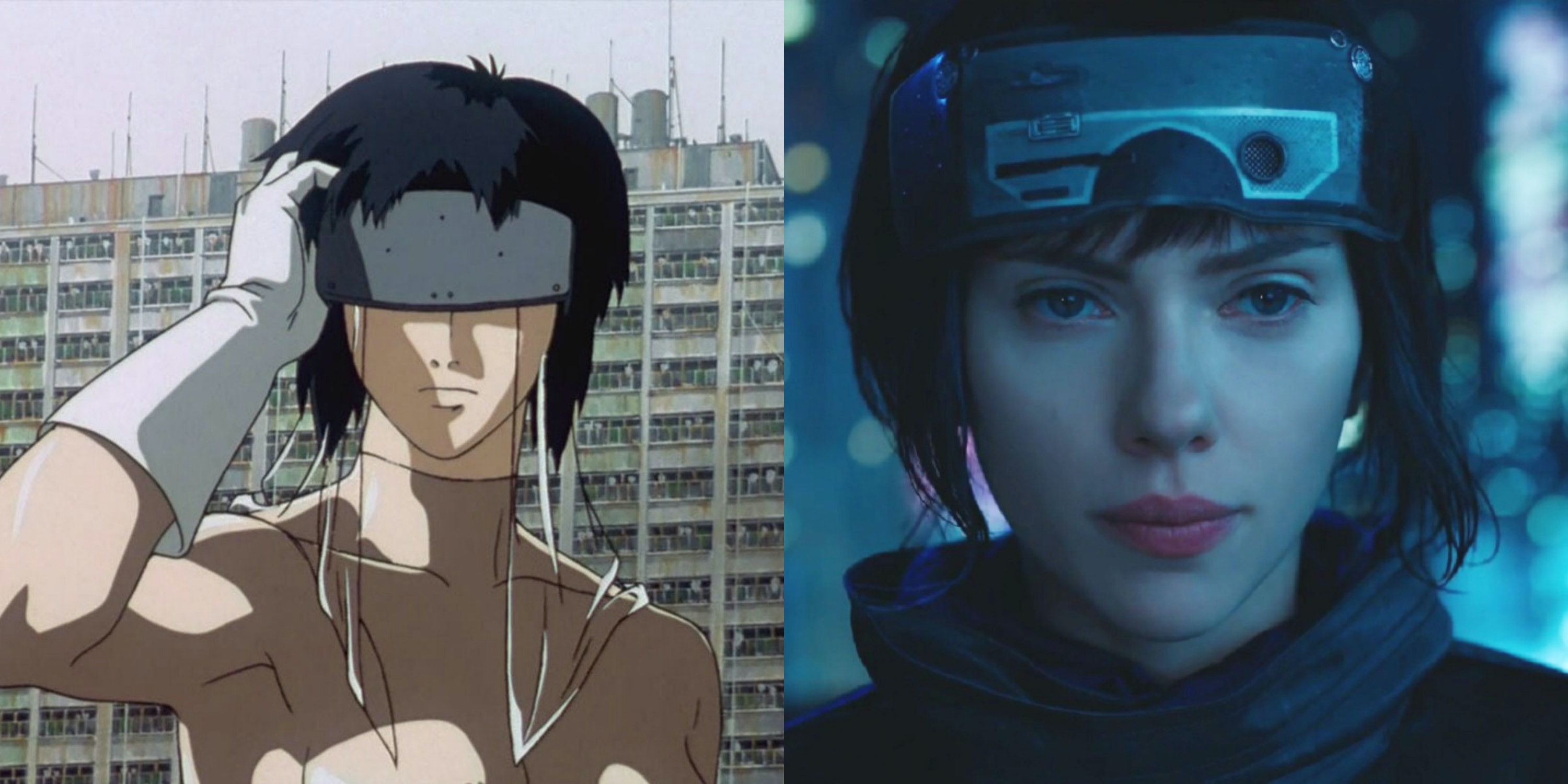 Original Japanese Actors to Dub ScarJo in 'Ghost in the Shell'