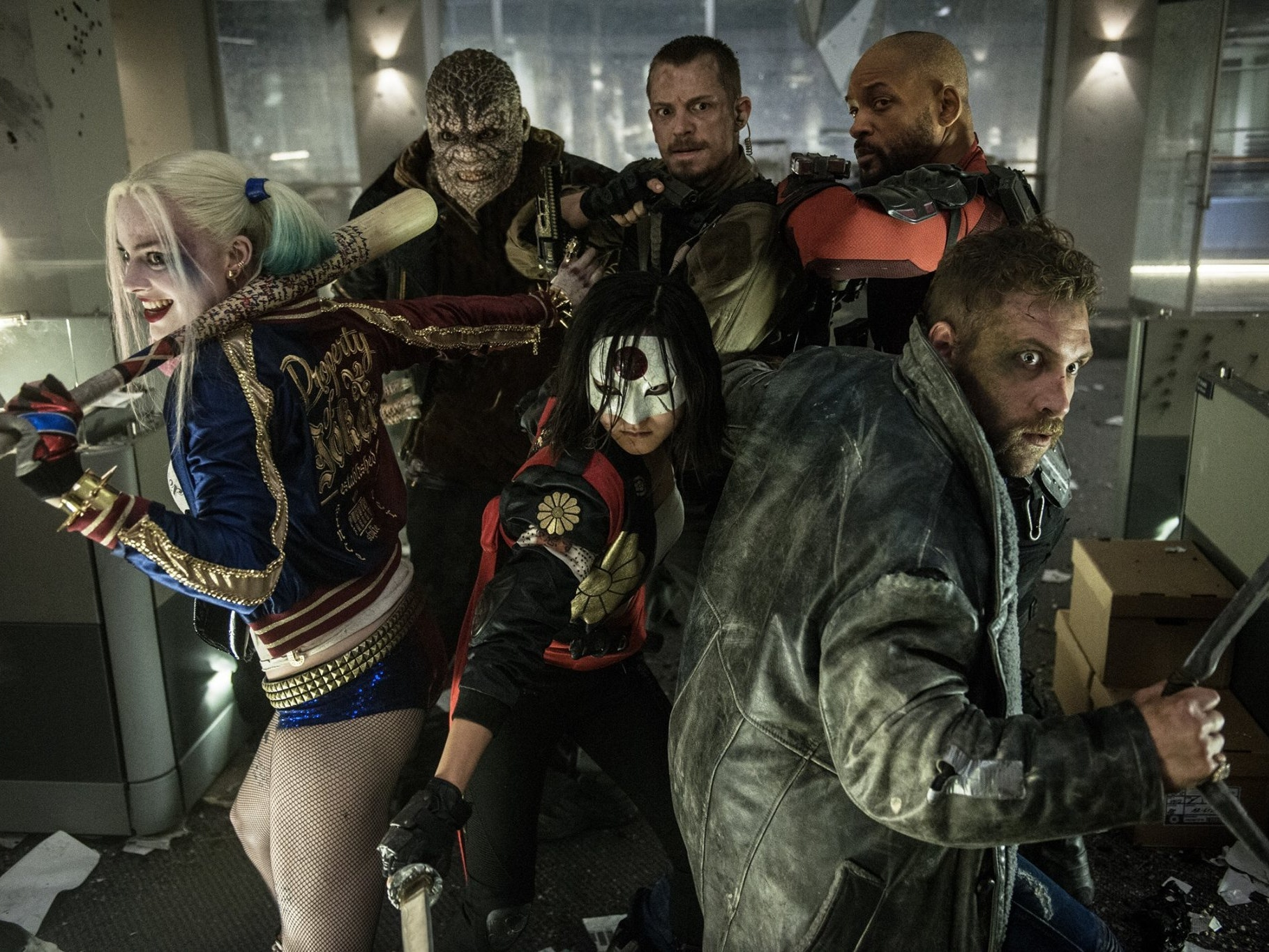 Let's Hope 'Suicide Squad' Is Better Than Its Soundtrack