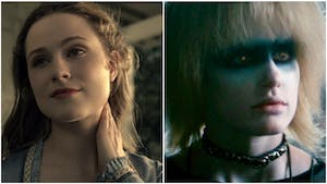 Robots in Westworld and Blade Runner